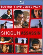 Shogun Assassin [2 Discs] [Blu-ray/DVD]