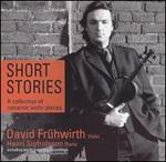 Short Stories: A Collection of Romantic Violin Pieces