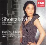 Shostakovich: Cello Concerto No. 1; Cello Sonata