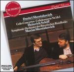 Shostakovich: Cello Concertos Nos. 1 & 2 - Heinrich Schiff (cello); Bavarian Radio Symphony Orchestra; Maxim Shostakovich (conductor)