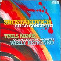 Shostakovich: Cello Concertos - Truls Mørk (cello); Oslo Philharmonic Orchestra; Vasily Petrenko (conductor)