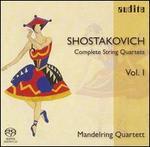 Shostakovich: Complete String Quartets, Vol. 1