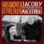 Shostakovich: Concertos, Opp. 35 & 102; Ustvolskaya: Concerto for Piano, Timpani & Strings