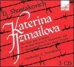 Shostakovich: Katerina Izmailova