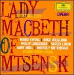 Shostakovich: Lady Macbeth of Mtsensk - Aage Haugland (vocals); Alan Woodrow (vocals); Anatoly Kotcherga (vocals); Carlos Alvarez (vocals); Elena Zaremba (vocals); Grigory Gritziuk (vocals); Guillaume Petitot (vocals); Heinz Zednik (vocals); Ilya Levinsky (vocals); Jean Savignol (vocals)