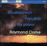 Shostakovich, Panufnik: Music for Piano