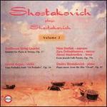 Shostakovich Plays Shostakovich, Vol. 2