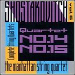 Shostakovich: String Quartets Nos. 14, 15