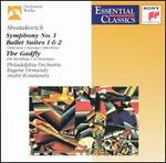 Shostakovich: Symphony No. 1; Ballet Suites 1 & 2