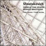 Shostakovich: Viola Sonata; Violin Sonata