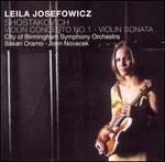 Shostakovich: Violin Concerto No.1; Violin Sonata