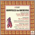 Showpieces for Orchestra