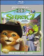 Shrek 2 [3D] [DVD/Blu-ray]