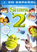 Shrek 2 [Spanish Packaging] - Andrew Adamson; Conrad Vernon; Kelly Asbury