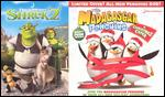 Shrek 2/The Madagascar Penguins [P&S] [Bonus Holiday Disc] - Andrew Adamson; Conrad Vernon; Kelly Asbury