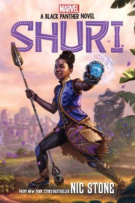 Shuri: A Black Panther Novel (Marvel), 1 - Stone, Nic