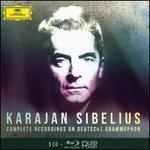Sibelius: Complete Recordings on Deutsche Grammophon [5CD+Blu-Ray Audio]