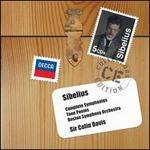 Sibelius: Complete Symphonies; Tone Poems - Laurence Thorstenberg (cor anglais); Salvatore Accardo (violin); Colin Davis (conductor)