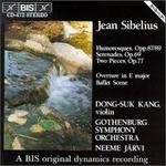 Sibelius: Concert Pieces for Violin & Orchestra