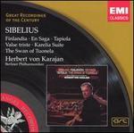 Sibelius: Finlandia; En Saga; Valse triste; Karelia Suite; The Swan of Tuonela