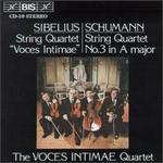 Sibelius & Schumann String Quartets