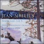Sibelius: Symphonies Nos. 3 & 5