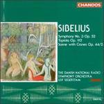 Sibelius: Symphony No. 3 Op. 52; Tapiola Op. 112; Scene with Cranes Op. 44/2