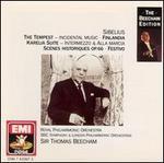 Sibelius: The Tempest; Finlandia; etc.