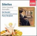 Sibelius: Violin Concerto; Serenades