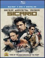 Sicario [Blu-ray/DVD] [2 Discs] - Denis Villeneuve