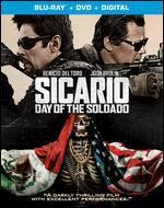Sicario: Day of the Soldado [Includes Digital Copy] [Blu-ray/DVD]