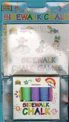 Sidewalk Chalk Games - Golden