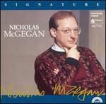 Signature: Nicholas McGegan