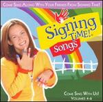 Signing Time, Vol. 4-6