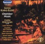 Sigrid Karg-Elert: Chamber Music