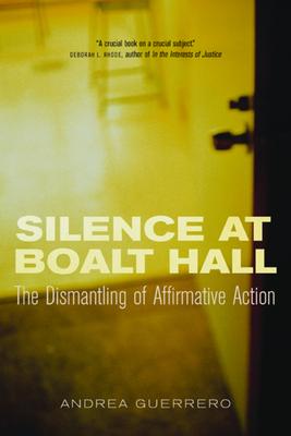Silence at Boalt Hall - Guerrero, Andrea