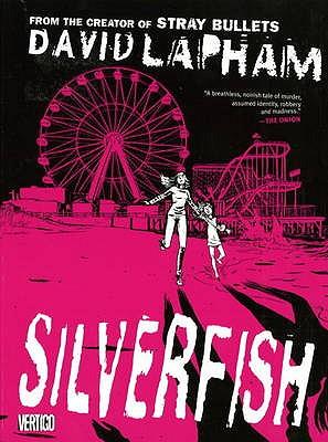 Silverfish - Lapham, David