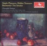 Simple Pleasures, Hidden Treasures: Boismortier Trio Sonatas