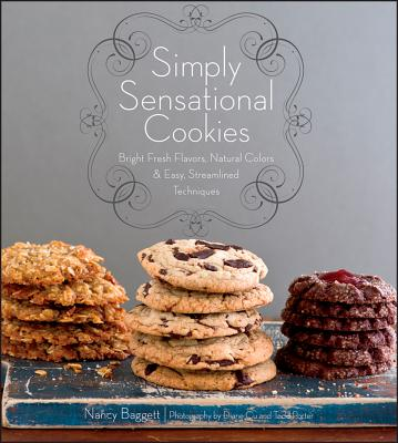 Simply Sensational Cookies - Baggett, Nancy
