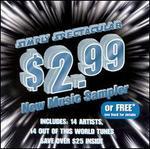 Simply Spectacular $2.99 New Music Sampler