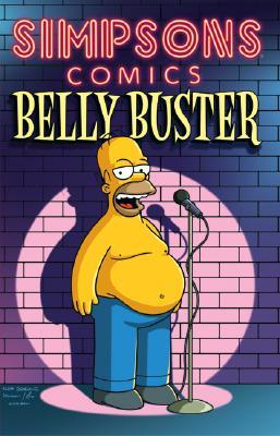 Simpsons Comics Belly Buster - Groening, Matt