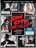 Sin City: A Dame to Kill For [Steelbook] [Blu-ray/DVD] [UltraViolet] [Only @ Best Buy]