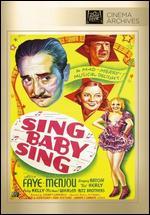 Sing, Baby, Sing - Sidney Lanfield