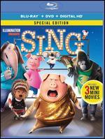 Sing [Includes Digital Copy] [Blu-ray/DVD]