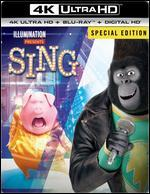 Sing [SteelBook] [Includes Digital Copy] [4K Ultra HD Blu-ray/Blu-ray] [Only @ Best Buy]