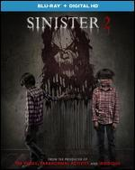 Sinister 2 [Includes Digital Copy] [Blu-ray]
