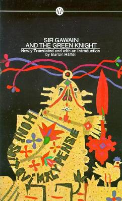 Sir Gawain and the Green Knight - Jennings, James, Professor, and Anonymous, and Raffel, Burton, Professor (Translated by)