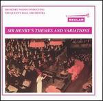 Sir Henry's Themes and Variations