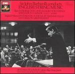 Sir John Barbirolli Concucts English String Music