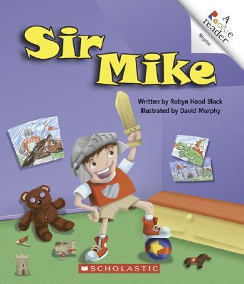 Sir Mike - Black, Robyn Hood